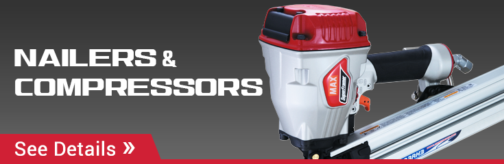 Nailers & Compressors