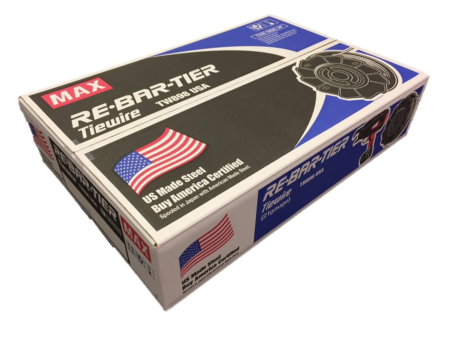 Buy America Certified Wire Now Available for MAX Rebar Tying Tools