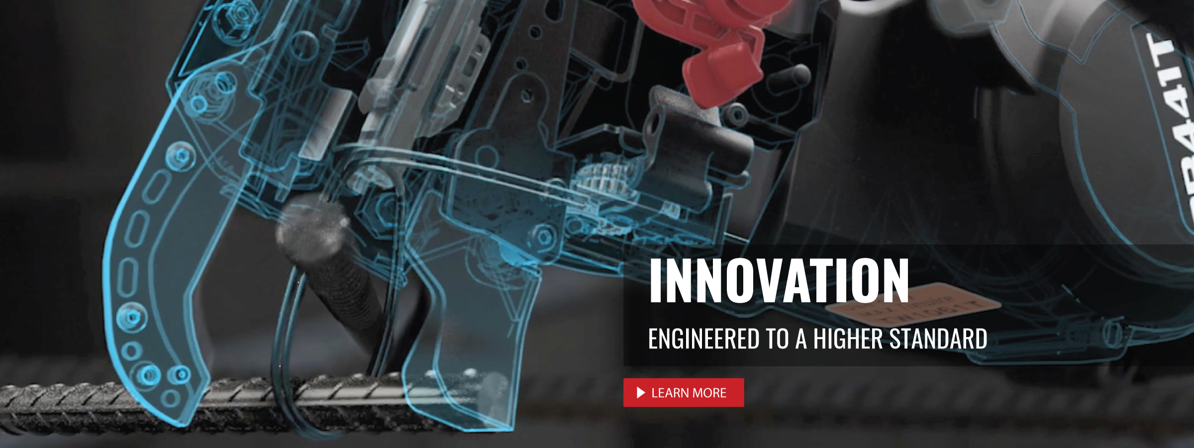 Innovation Engineered to a higher standard