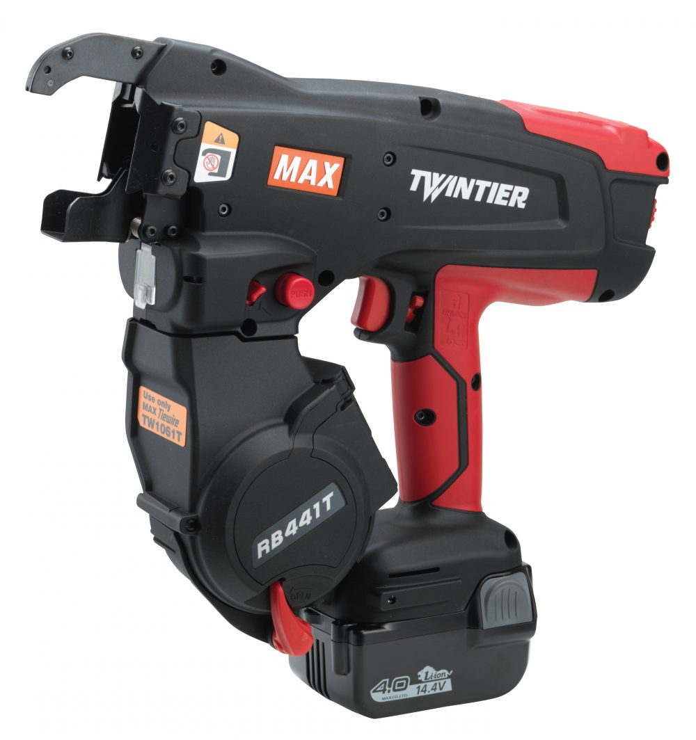 RB441T - MAX USA CORP. - The world\'s professional tool manufacturer