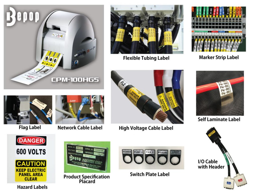 Wire Marking Solutions - with Max CPM system and LETATWIN on