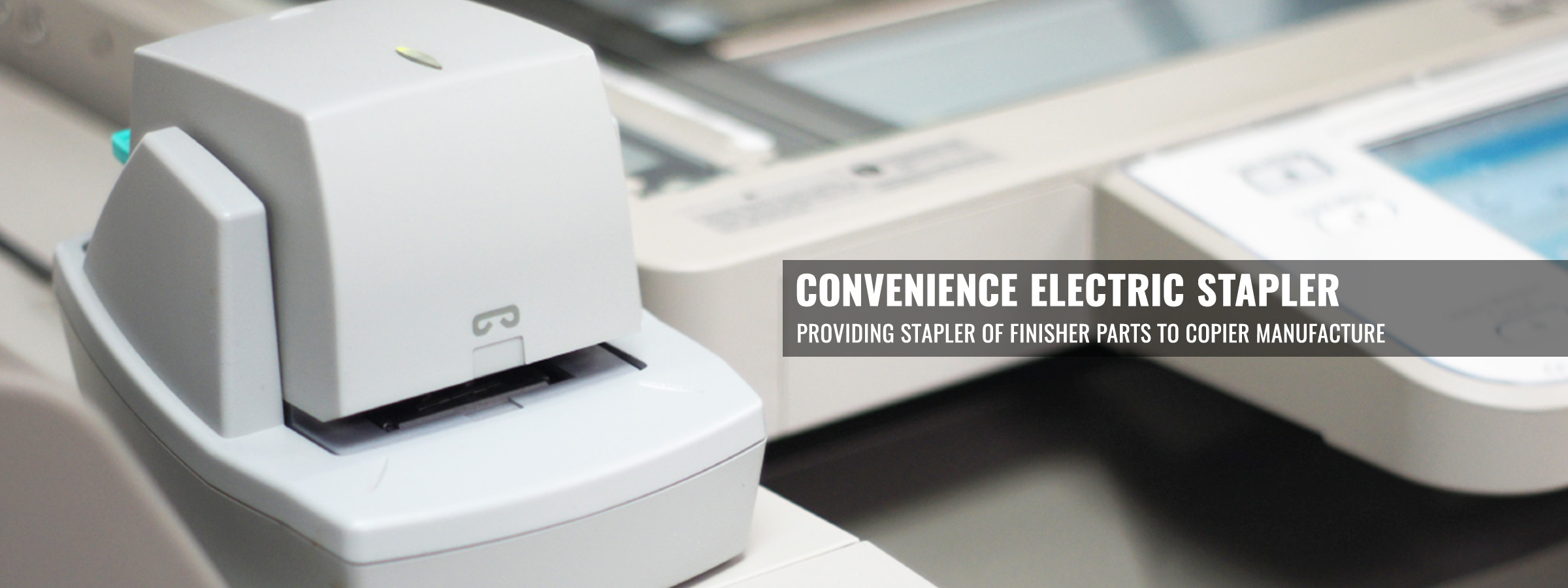 Convenience Electric Stapler
