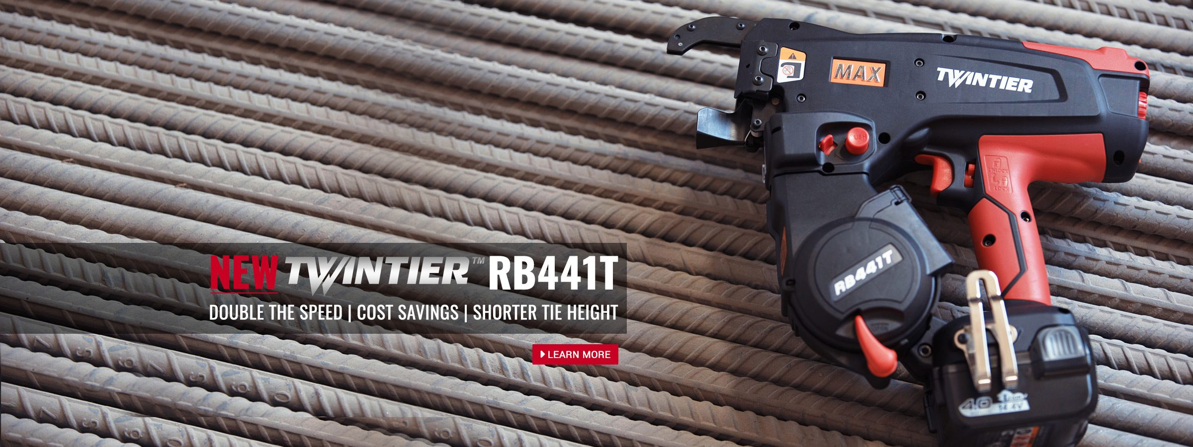 New Twintier RB441T
